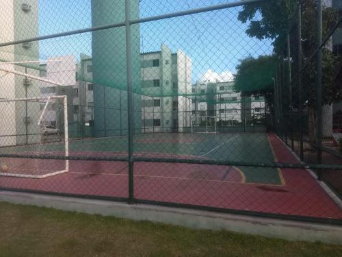 Tennis and/or squash facilities at apartamento mobiliado or nearby