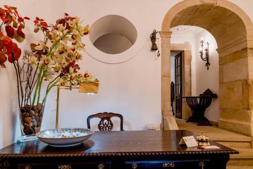 Cuisine ou kitchenette dans l'établissement Casa Amarela TH & National Monument