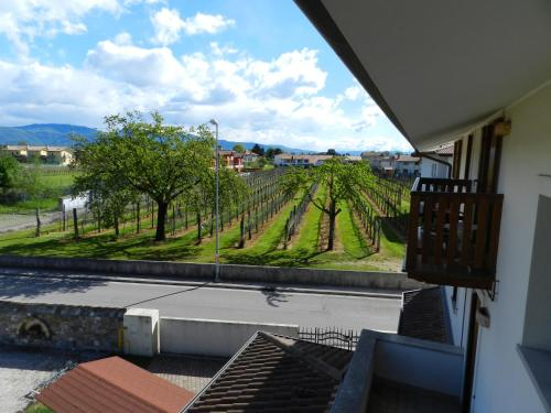 Balcone o terrazza di Agriturismo Tonutti