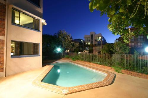 The swimming pool at or near Sha na na Unit 3 -Kings Beach Gem -