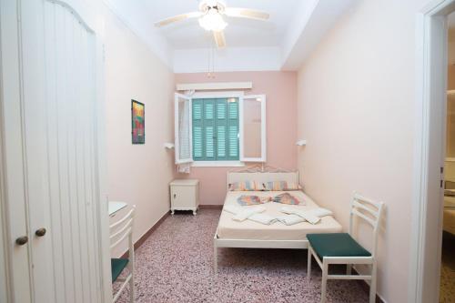 Letto o letti in una camera di Marina rooms