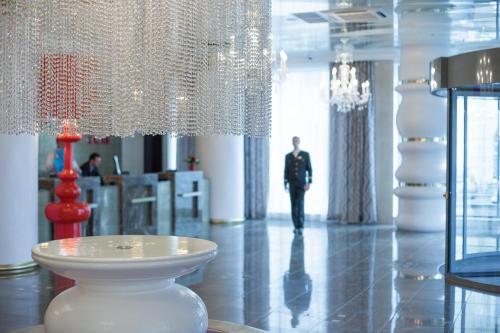 Spa o instalaciones de bienestar en Ramada by Wyndham Kazan City Centre