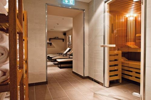 Spa and/or other wellness facilities at Flemings Selection Hotel Wien-City