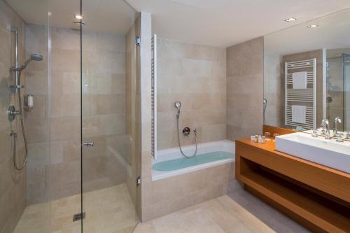 Ein Badezimmer in der Unterkunft Spa Resort Styria- ADULTS ONLY