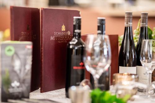 Drinks at Schloss Mitterhart
