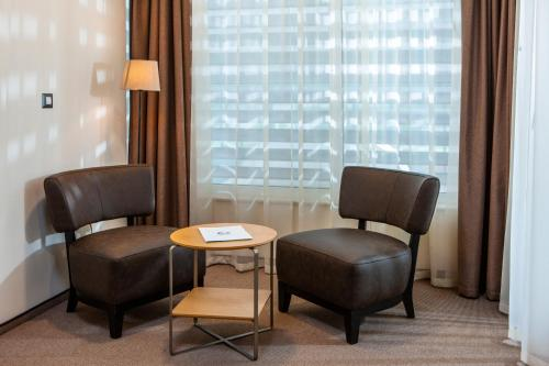 A seating area at Park Hotel & Spa Boyana