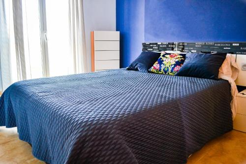Cama o camas de una habitación en Classy Apartments
