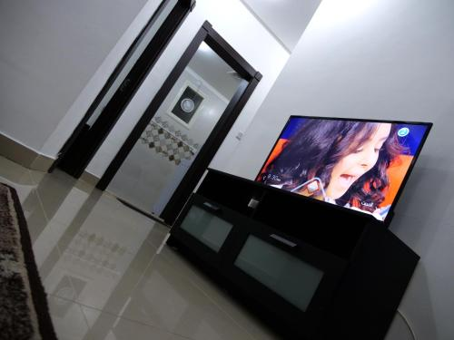 تلفاز و/أو أجهزة ترفيهية في شقق هايدلبيرغ