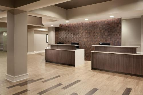The lobby or reception area at Residence Inn by Marriott Orlando at SeaWorld