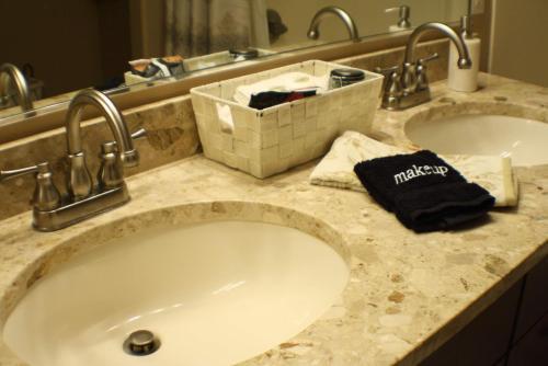 A bathroom at South Mountain Phoenix