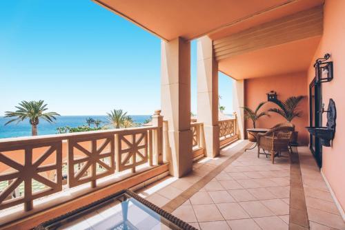 Balcon ou terrasse dans l'établissement Iberostar Grand El Mirador - Adults Only