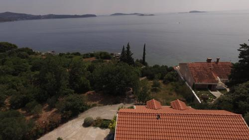A bird's-eye view of Apartments Silence