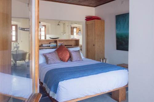 Uma cama ou camas num quarto em The Place at Evoramonte