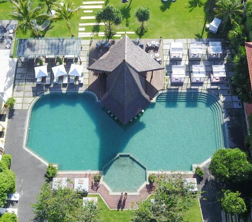A view of the pool at Sadara Boutique Beach Resort or nearby