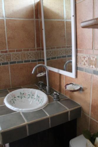 Un baño de Hotel Mayto