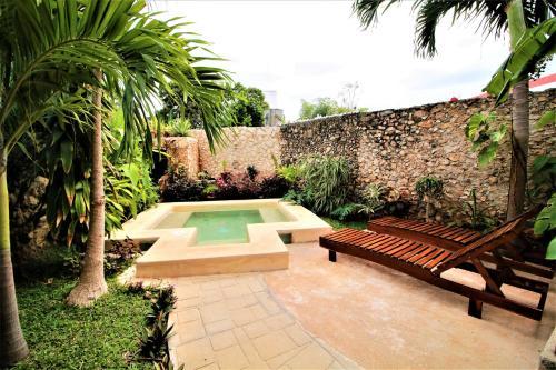 The swimming pool at or near Casa Tia Micha