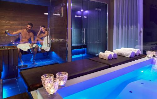 Piscina di Hotel Locanda Al Piave ***S o nelle vicinanze