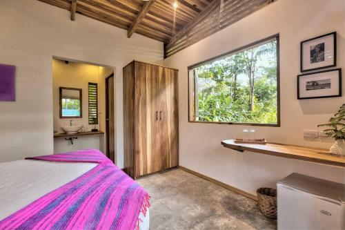 A bathroom at SATTA LODGE - ADULTS ONLY