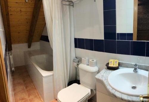 Un baño de Hotel Sarao