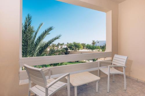 Een balkon of terras bij Iberostar Mehari Djerba