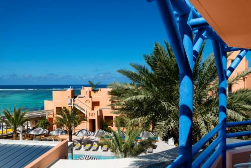 A view of the pool at SALT of Palmar, an adult-only boutique hotel or nearby