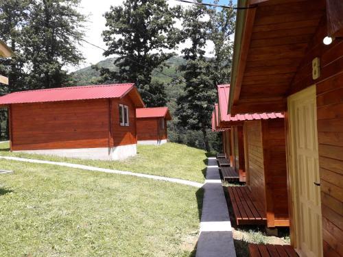 Ethno Village Koljeno Camp & Bungalows