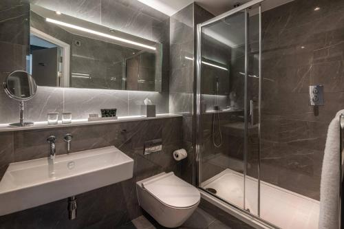 A bathroom at The Resident Covent Garden