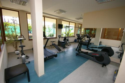 The fitness center and/or fitness facilities at Laguna Beach Resort & Spa