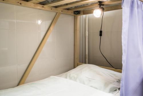 Ванная комната в Mich Hostel