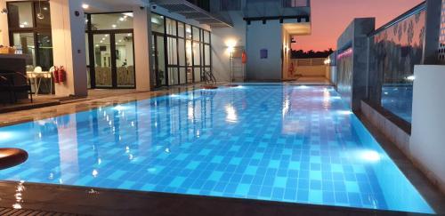 The swimming pool at or near Wafa Hotel & Apartment