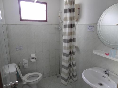 Ванная комната в Sabai Resort