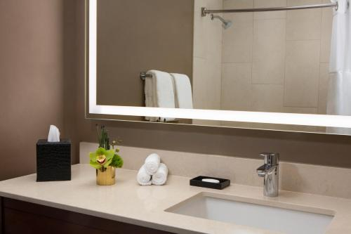 A bathroom at Millennium Minneapolis