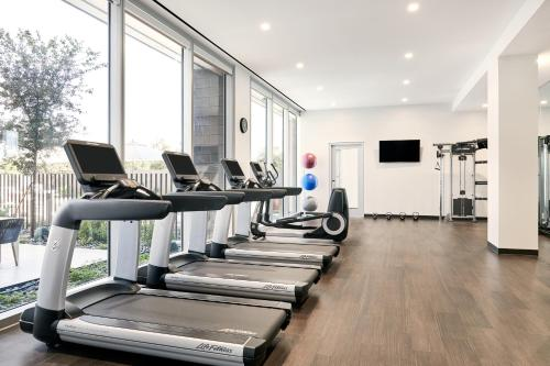 The fitness center and/or fitness facilities at AC Hotel Phoenix Biltmore