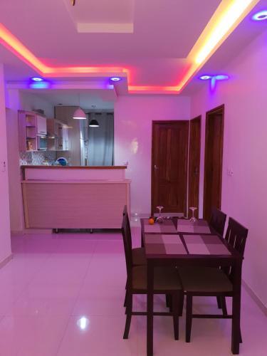 Luxueux appartement F3 à la Cité Mixta