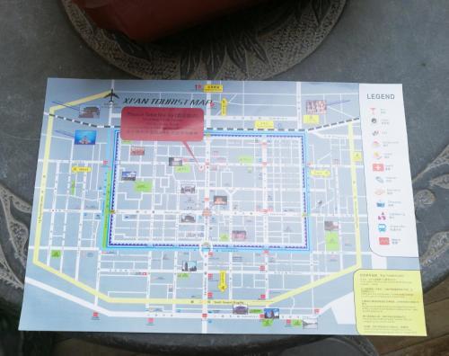 Планировка Ancient City International Youth Hostel
