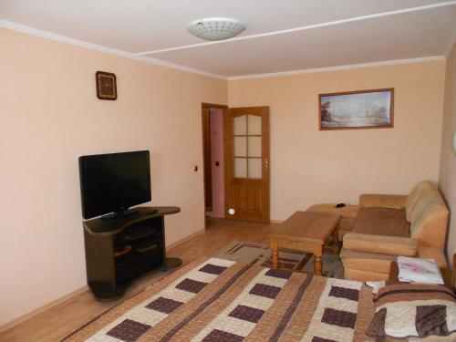 Гостиная зона в Apartment on Mira 100