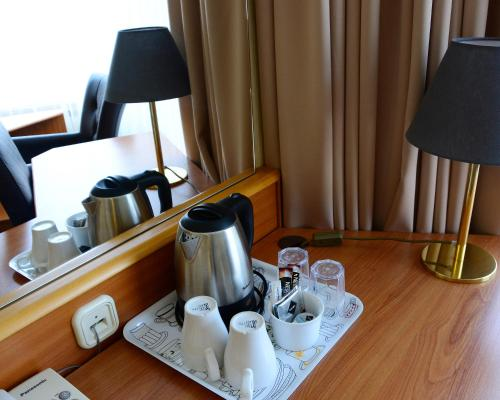 Plateau bouilloire dans l'établissement Hotel Orion Várkert