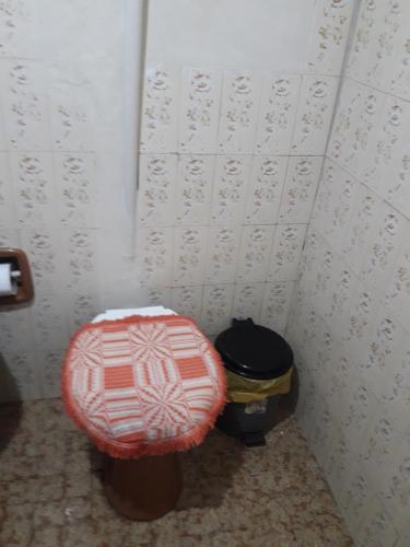 A bathroom at Hostel Cult MR Alagoas