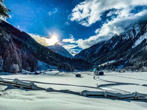 Donneralm im Winter