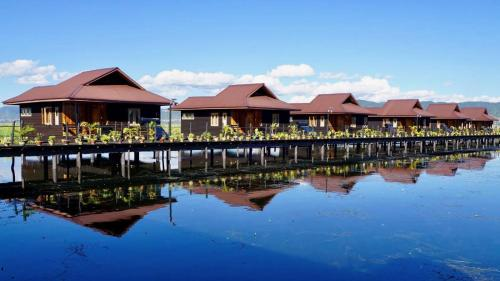 The Inle Sanctuary,Phayartaung