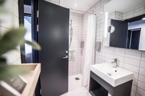 Et badeværelse på Comwell Roskilde