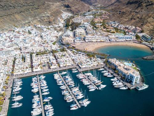 Vue panoramique sur l'établissement Radisson Blu Resort & Spa, Gran Canaria Mogan