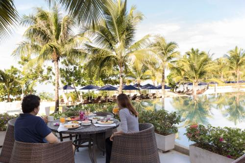 A restaurant or other place to eat at Beyond Resort Krabi
