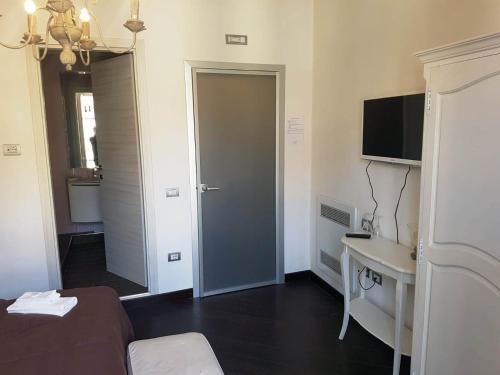 A bathroom at Zelzar Salerno Centro
