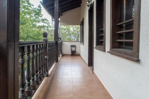 Балкон или тераса в комплекс ВОДОПАДА
