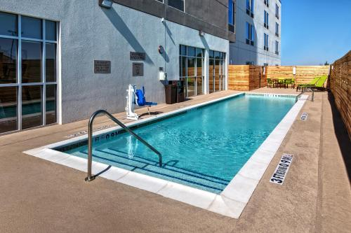The swimming pool at or near SpringHill Suites by Marriott Amarillo