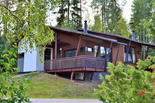 Saimaa Style Spa Chalet