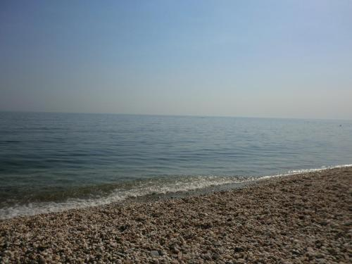 A beach at or near the holiday home