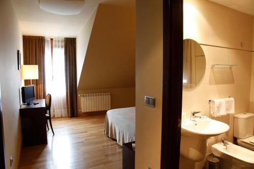 Un baño de Hotel Baltico