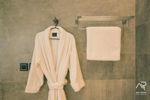 حمام في Aspar Resorts